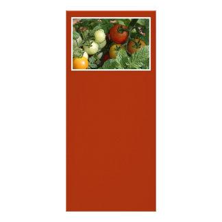 Farmers Market Rack Card