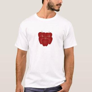 Farmers Market Red Apples Assortment T-Shirt