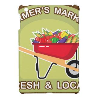 Farmer's Market Sign Fresh and Local iPad Mini Case
