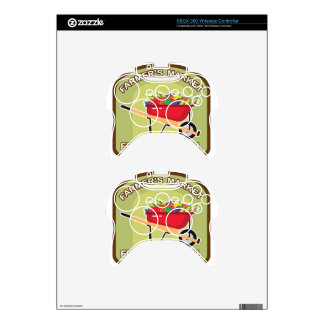 Farmer's Market Sign Fresh and Local Xbox 360 Controller Skins