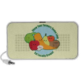 Farmers Market Laptop Speakers