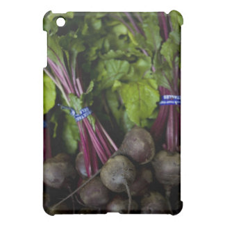 farmers market stand with various produce/ 2 iPad mini case