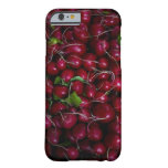 farmers market stand with various produce/ barely there iPhone 6 case