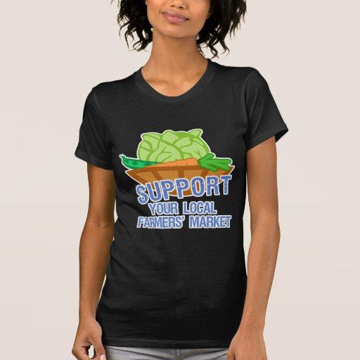 Farmers Market Tshirt