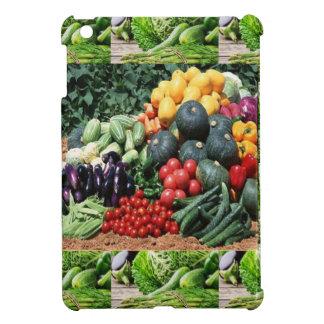 Farmers market veggie delight chefs cuisine ideas iPad mini covers