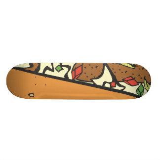 Farmers omelet skateboard deck