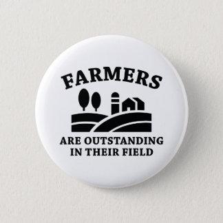 Farmers Pinback Button