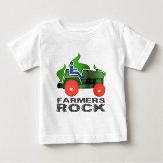 Farmers Rock Baby T-Shirt