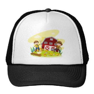 Farmers Trucker Hat