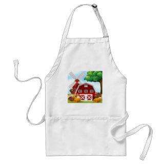Farmhouse Adult Apron