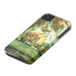 Farmhouse and Ches... by Cezanne iPhone 4/S Case iPhone 4 Cases