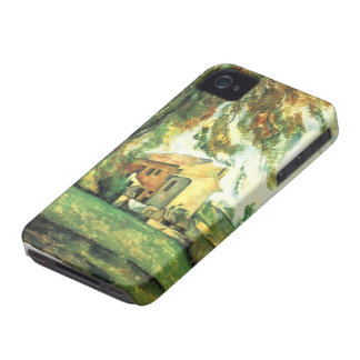 Farmhouse and Ches... by Cezanne iPhone 4/S Case Case-Mate iPhone 4 Cases