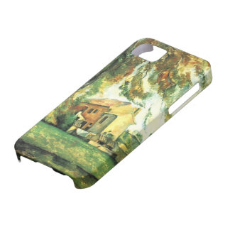 Farmhouse and Ches... by Cezanne iPhone 5/S Case