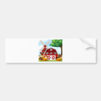 Farmhouse Bumper Sticker