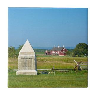 Farmhouse - Gettysburg National Park, PA Ceramic Tile