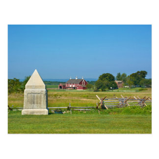 Farmhouse - Gettysburg National Park, PA Postcard