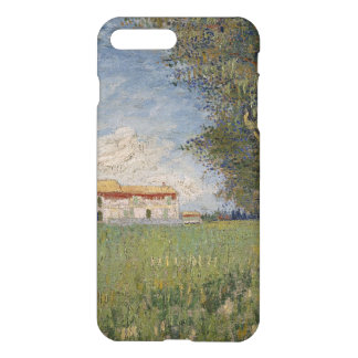 Farmhouse in a wheat field iPhone 8 plus/7 plus case