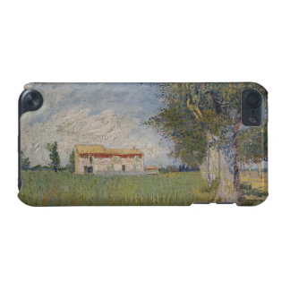 Farmhouse in a wheat iPod touch (5th generation) cover