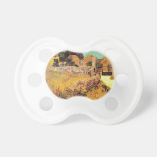 Farmhouse in Provence by Vincent van Gogh van Gogh Pacifier