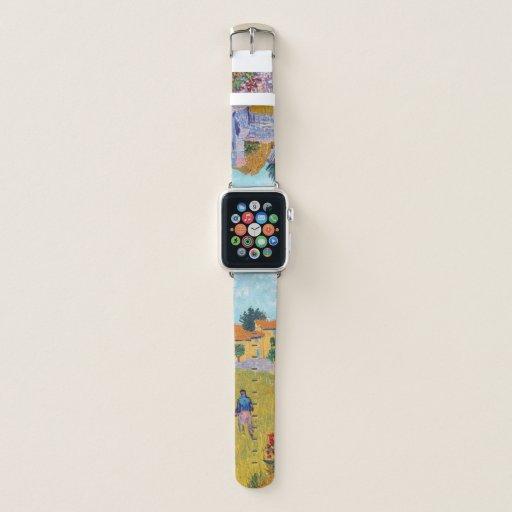 Farmhouse in Provence, Van Gogh Apple Watch Band