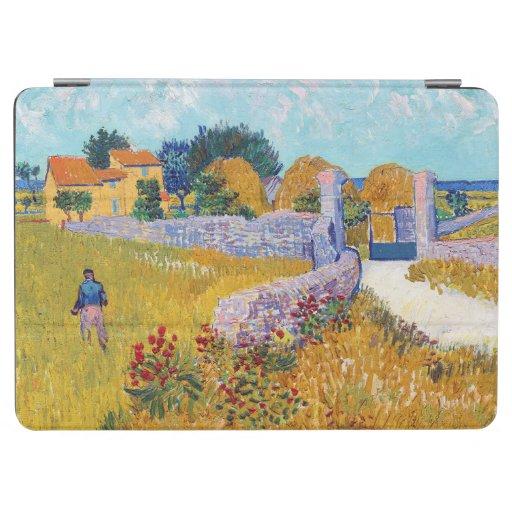 Farmhouse in Provence, Van Gogh iPad Air Cover