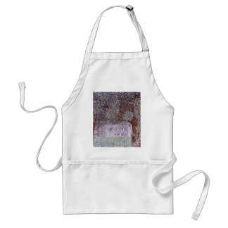 Farmhouse in Upper Austria cool Adult Apron