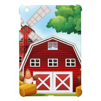 Farmhouse iPad Mini Covers