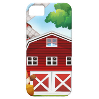 Farmhouse iPhone 5 Case