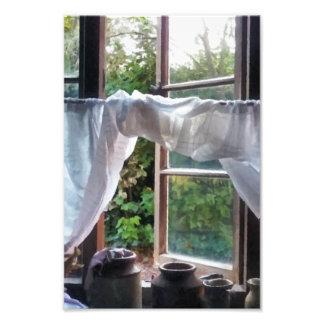 FARMHOUSE KITCHEN WINDOW PHOTO PRINT
