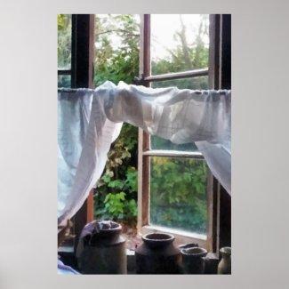FARMHOUSE KITCHEN WINDOW print
