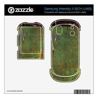 Farmhouse lg by Gustav Klimt Samsung Intensity Skins