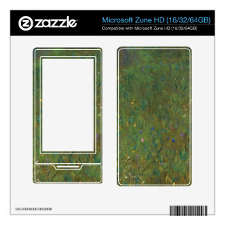 Farmhouse lg by Gustav Klimt Decals For The Zune HD