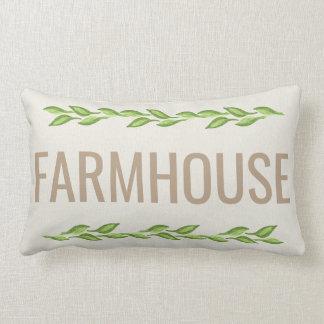 Farmhouse   Lumbar Pillow