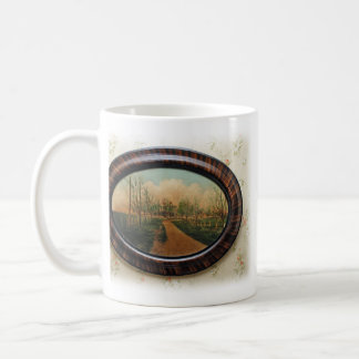 Farmhouse Painting Mug