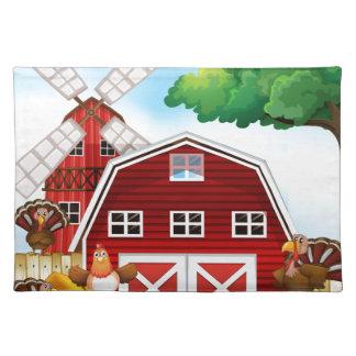Farmhouse Placemat