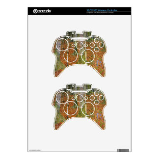 Farmhouse with Birch Trees Xbox 360 Controller Skins