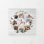 """Farmhouse Wreath 
