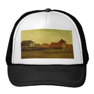 Farmhouses in Loosduinen near The Hague... Trucker Hat