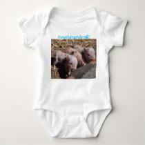 Farmily Fun: Get the Milk! Baby Bodysuit