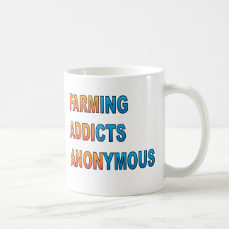 Farming Addicts Anonymous Coffee Mug