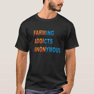 Farming Addicts Anonymous T-Shirt