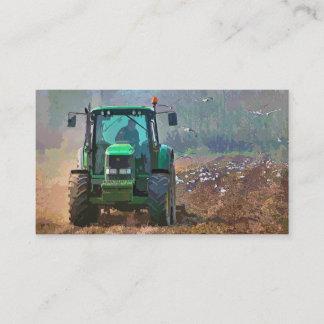 FARMING BUSINESS CARD