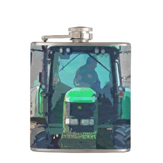 FARMING HIP FLASK