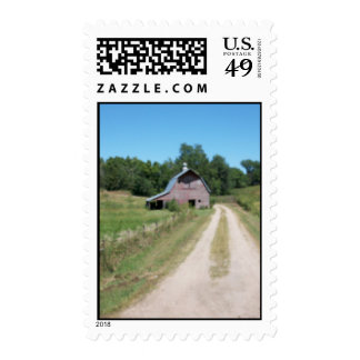 Farming In The Distance Stamps