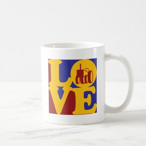 Farming Love Classic White Coffee Mug