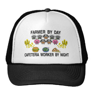 Farming My Cafe Trucker Hat