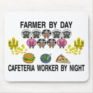 Farming My Cafe Mouse Pad