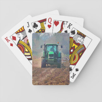 FARMING PLAYING CARDS