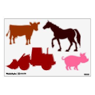 Farming Room Stickers