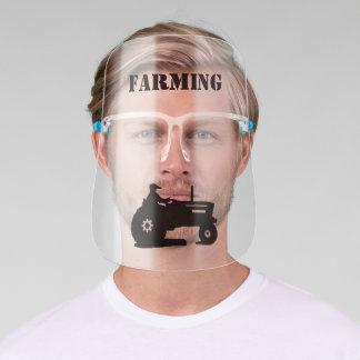 Farming & Tractor Face Shield